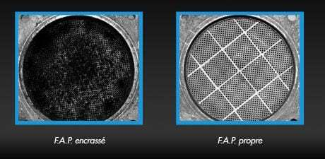 fap - Eco-nettoyage Bardahl - Nettoyage moteur - Déclaminage moteur
